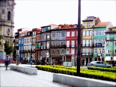 Colors of Oporto