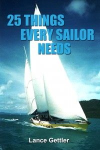25 Things every sailor needs - #sailing #reading #book #advice #boating #sailor #essentials