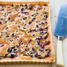 Try the Cranberry Chess Tart Recipe on williams-sonoma.com