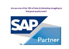SAP AG is a world-renowned German software company. Known for providing enterprise software for the management of business operations and customer Sap Hana, Affiliate Marketing, Online Marketing, Internet Marketing, Service Marketing, Digital Marketing, Marketing News, Sistema Global, Sap Netweaver