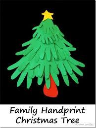 The whole family can join in on this activity. Have your toddler trace around Dad's, Mum's, siblings and their hands, onto green paper or card. Cut them out and make this tree.