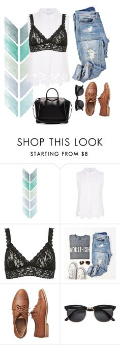 """Untitled #93"" by jenny-malik19 ❤ liked on Polyvore featuring Elie Tahari, Hanky Panky, Gap and Givenchy"
