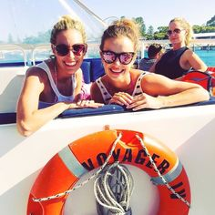 """Thanks for posting out my blog guys! I heart Rotto!!   #Repost @rottnestislandwa Last week @rottnestfastferries officially launched new vessel Voyager & passionate Rottnest advocate @katierebekah got to come along! In her words; """"Voyager doesn't disappoint!"""" by katierebekah http://ift.tt/1L5GqLp"""