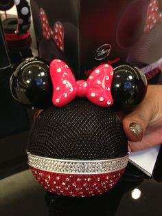 mickey mouse bluetooth speaker | iHome Minnie Mickey Mouse Speakers