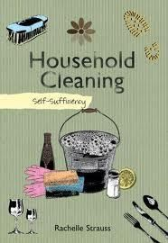 Self Sufficiency Book - Household Cleaning - Paperback - Brand New  Visit our family business...The Ginger Sheep £3.99