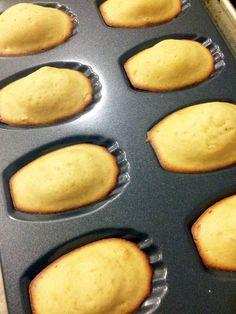 A Simple Whim: DIY: Lemon Madeleines