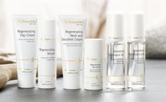 Dr. Hauschka Skin Care : Natural Face Care for Mature Skin: Minimize the Appearance of Fine Lines and Wrinkles; Aging Skin Care Products