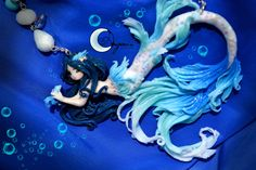 new mermaid ...Marina by AngeniaC.deviantart.com on @deviantART