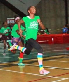 Nation's 'Fastest 10 Year-Old' Sets Another Record at Start of 43rd Annual Colgate Women's Games Track and Field Series – The City Insight