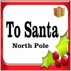 There is nothing more exciting for a child but to receive a letter from Santa. Below are a list of postal services who will send your child a letter from Santa for free. Mailing Instructions USA – US Postal Service instructions Australia – Australia Post instructions Europe – Royal Mail …