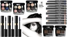 The Beauty Cove: PRIMAVERA ESTATE 2016 • CHANEL MAKEUP • EYES COLLECTION 2016