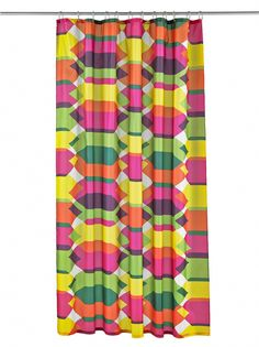 LILLSKÄR shower curtain ($8)