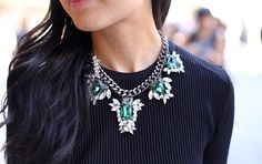 Amazing Rhinestone Jewelry Making Tutorials -  Tutorial by Aimee