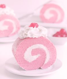 Recipe; Lovely Cake Roll!!!  Easy to make & Video Instructions