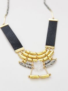 Cursive Design Sunset Necklace - Pour Porter Edition « Pour Porter