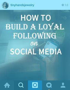 How to build a loyal following on social media (Also see the flame war that started on my jewelry business' IG)