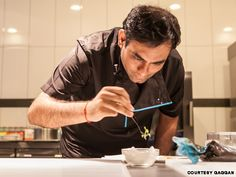 Bangkok restaurant Gaggan: The 'world's best' Indian restaurant | CNN Travel