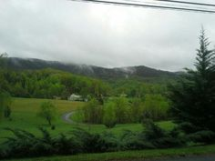 Great smokey mountains in cosby tn