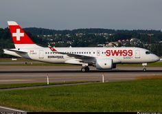 C-GWXZ Bombardier Bombardier CSeries CS100 (BD-500-1A10)