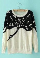 White Swan Knit #fall