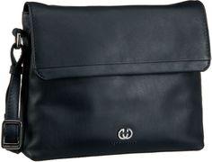 Gerry Weber Piacenza Flap Bag M Blue - Abendtasche   Clutch