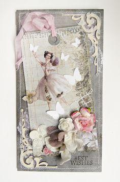 MySweedPlace...besrwishes tagcard gorgeous