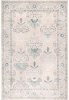 Rugs USA Beige Waverly Hidden Flora rug - Transitional Rectangle x Faux Fur Rug, Square Rugs, Transitional Rugs, Rugs Usa, Carpet Runner, Beige Area Rugs, Interior Decorating, Interior Design, Decorating Ideas