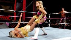 Tyson Kidd & Natalya vs. Fandango & Summer Rae: photos   #WWE.com