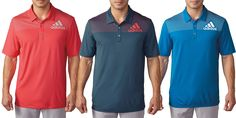 Father's Day Golf Deals: Adidas 3-pack of Sport Dot Performance Polos are only $49.99 with free shipping! http://www.ebay.com/itm/New-3-Pack-Adidas-Badge-of-Sport-Dot-Print-Mens-Golf-Polos-Size-Medium-NWT-/142018257909