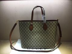 Gucci woman tote shopping carry bag