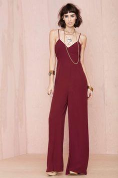 Stylestalker Mandy Jumpsuit | Shop Sale at Nasty Gal