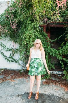 don't let summer end before you get one of these tropical PARTYSKIRTS!
