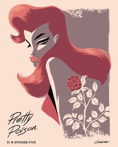 BATMAN NOTES - Batman: The Animated Series Poster Series...