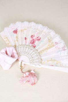 shabby chic fans - Google Search