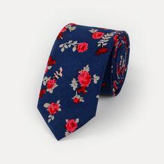 c7456dd32777 3.49 21% de réduction Aliexpress.com  Acheter Mantieqingway Marque Des Liens  D affaires Pour Les Hommes De Mariage De Mode Coton Floral Cravate Cravate  ...