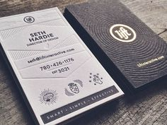 New Lift Business Cards