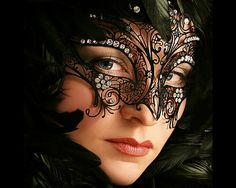 wearing a mask, hiding behind a mask, masquerade ball, woman with a mask Dark Beauty, Gothic Beauty, Lace Mask, Venetian Masks, Venetian Costumes, Carnival Masks, Beautiful Mask, Masquerade Ball, Masquerade Dresses