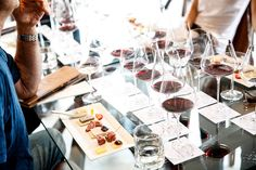 """""""The new Sonoma County tasting rooms epitomize adventure, with extra elegance to boot."""" http://sfg.ly/20v4X39"""