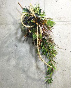 wreath #newyearswreath #japanesenewyear #お正月リース #リース#注連縄