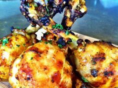 lollipop chicken | Curry Chicken Lollipops