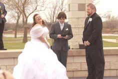 Mulher perde 80kg e realiza lista de desejos após morte do marido