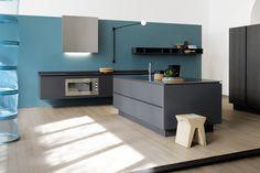 Blue   Kitchen   BFarredamenti