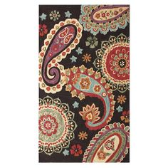I pinned this Valerie Rug in Brown from the Global Ground event at Joss and Main!