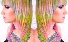Fragment Hair Color
