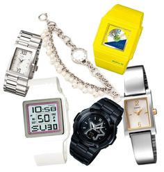 """Watches"" by cheryntoh on Polyvore"