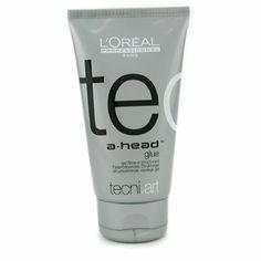 Professionnel Tecni.Art A Head Glue - Structurising Fibre Gel - L''Oreal - Professionel Tecni.Art - Hair Care - 150ml/5oz