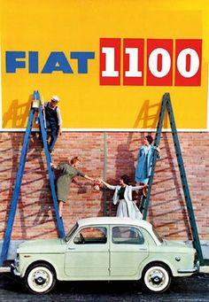 Fiat 1100 - 1963 -