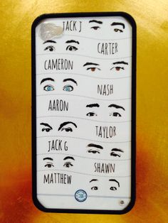 Magcon #iphone case! #magcon #phonecase $14 on www.casesbykate.com