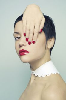 Beauty trend: Matching lips and nails