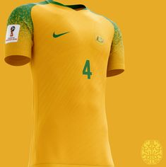 FIFA World Cup 2018 Kits Redesigned on Behance World Cup 2018 a20be64805d7d